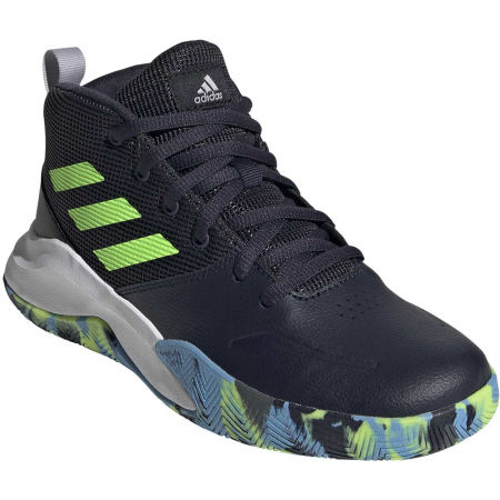 adidas OWNTHEGAME K WIDE - Teniși casual copii