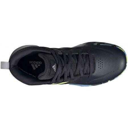 Teniși casual copii - adidas OWNTHEGAME K WIDE - 4