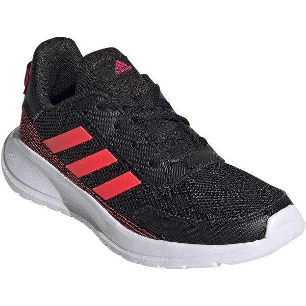 adidas TENSAUR RUN K černá 5 - Dětské vycházkové tenisky