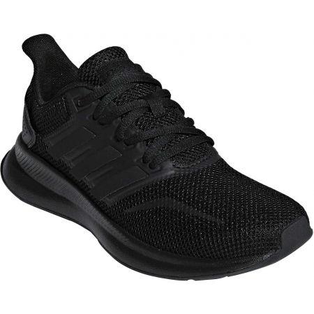 Детски обувки за бягане - adidas RUNFALCON K - 1