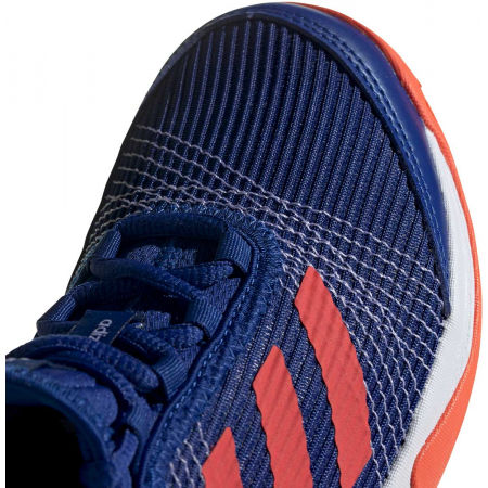 Kids' tennis shoes - adidas ADIZERO CLUB K - 7
