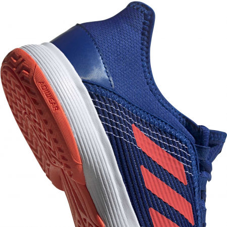 Kids' tennis shoes - adidas ADIZERO CLUB K - 8