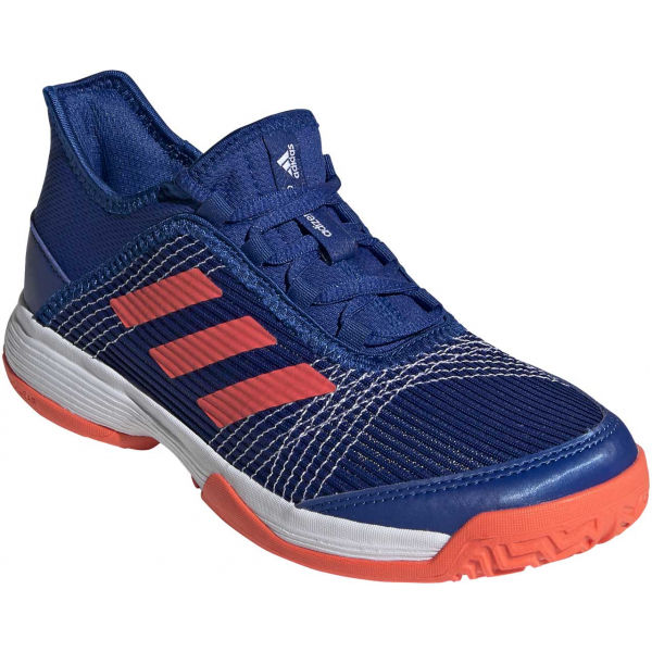 adidas ADIZERO CLUB K - Detská tenisová obuv
