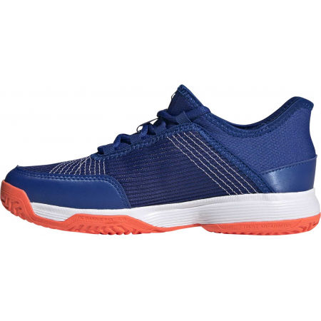Kids' tennis shoes - adidas ADIZERO CLUB K - 3