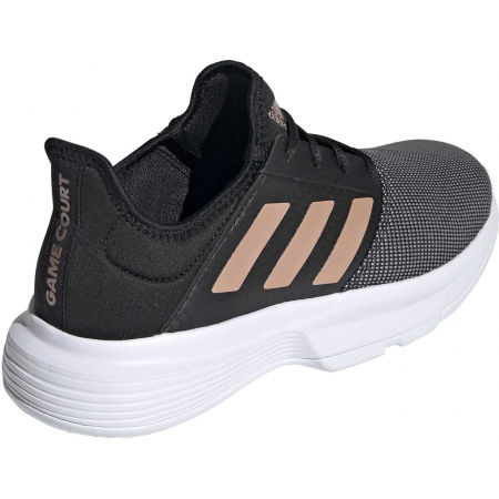 Damen Tennisschuhe - adidas GAMECOURT W - 4