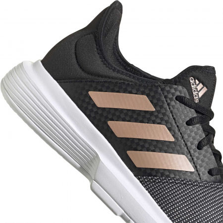 Damen Tennisschuhe - adidas GAMECOURT W - 7
