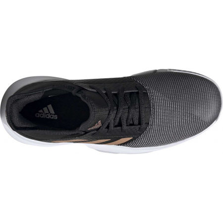 Damen Tennisschuhe - adidas GAMECOURT W - 5