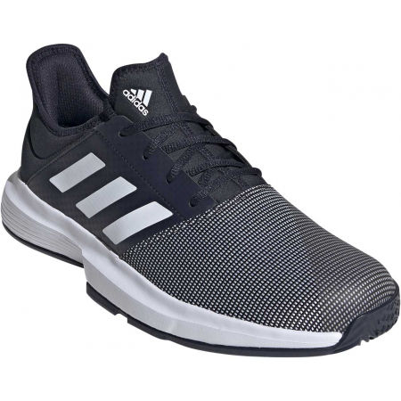 Men's tennis shoes - adidas GAMECOURT M - 5