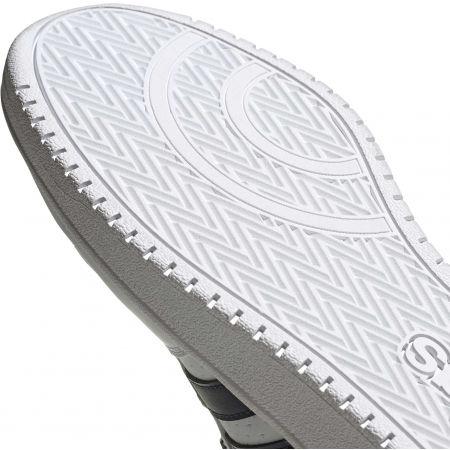 Pánska voľnočasová obuv - adidas HOOPS 2.0 MID - 9