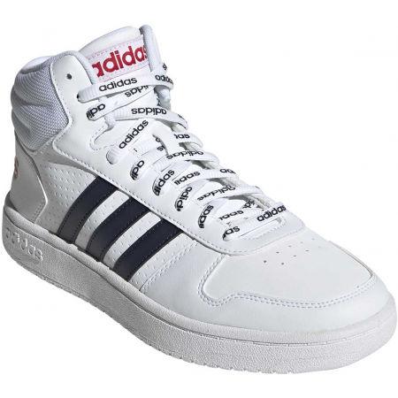 Мъжки  обувки за свободното време - adidas HOOPS 2.0 MID - 1