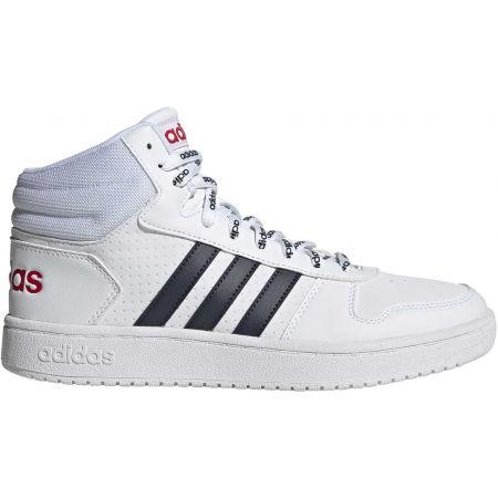 Мъжки  обувки за свободното време - adidas HOOPS 2.0 MID - 2