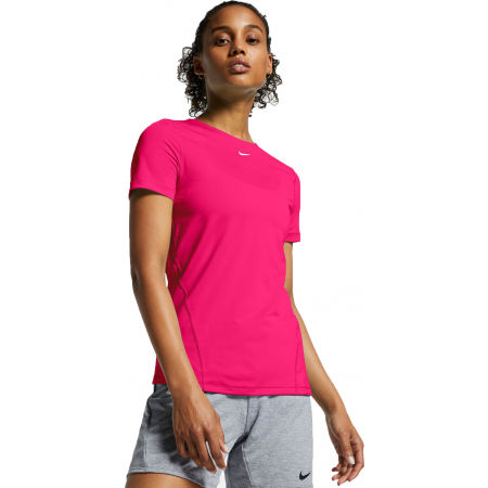 Women's T-shirt - Nike NP 365 TOP SS ESSENTIAL W - 1