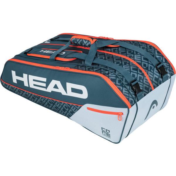 Head CORE 9R SUPERCOMBI - Tenisový taška