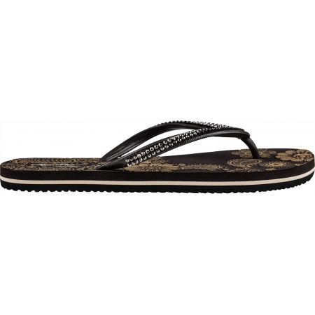 Women's flip-flops - ALPINE PRO SPAKA - 3