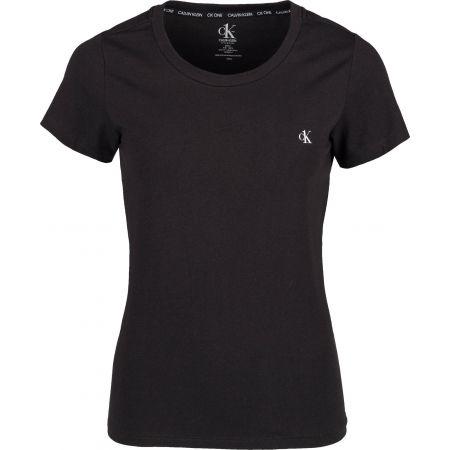 Dámske tričko - Calvin Klein S/S CREW NECK 2PK - 2