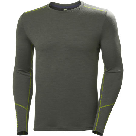 Helly Hansen LIFA MERINO MIDWEIGHT CREW - Men's highly functional base layer