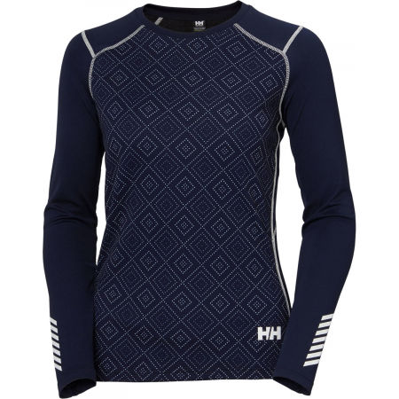 Helly Hansen W LIFA ACTIVE GRAPHIC CREW - Women's functional base layer