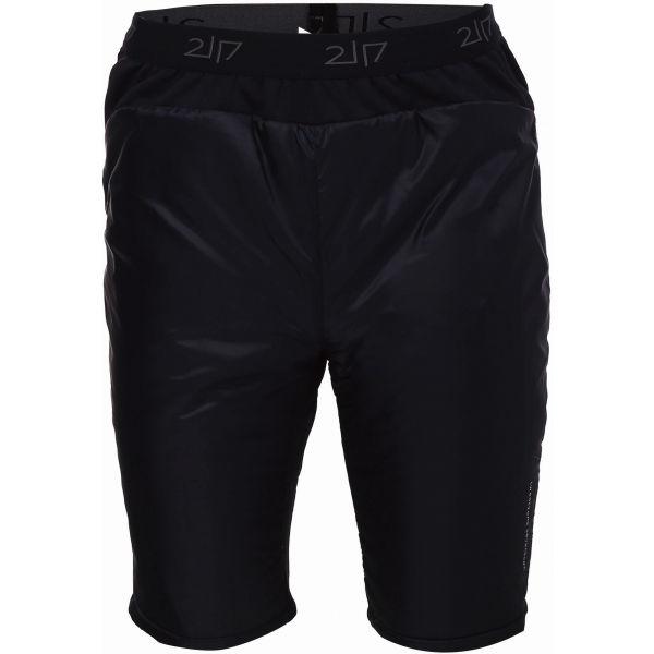 2117 OLDEN - Pánske krátke zateplené nohavice