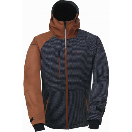 Men's ski jacket - 2117 LANA