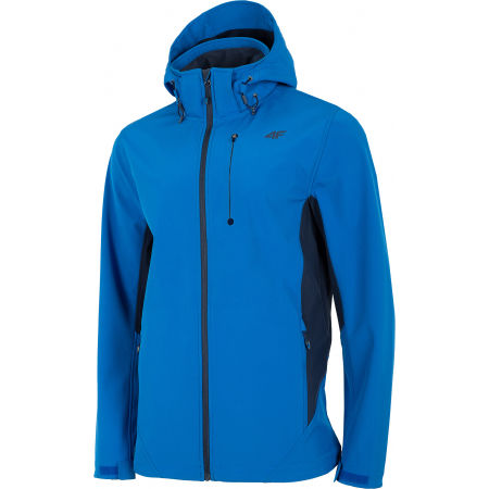 Men's softshell jacket - 4F MEN´S JACKET - 1