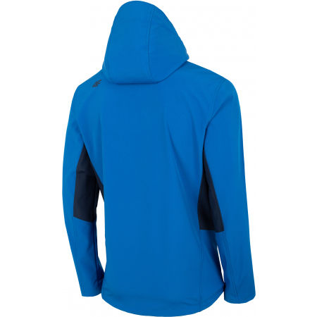 Men's softshell jacket - 4F MEN´S JACKET - 2