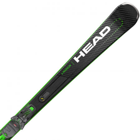 Universal sports skis - Head SUPERSHAPE E MAGNUM+PRD 12 GW - 2