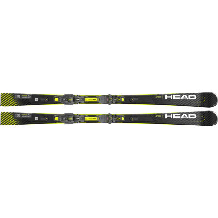 Downhill skis - Head SUPERSHAPE E SPEED+PRD 12 GW - 3