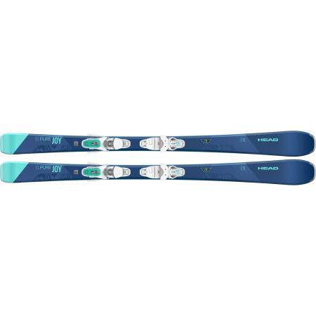 Women's downhill skis - Head PURE JOY+JOY 9 GW SLR - 3