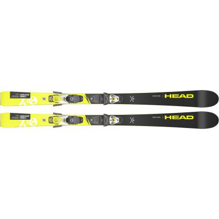 Junior downhill skis - Head WC I.RACE TEAM SLR PRO+SLR 7.5 GW AC - 3