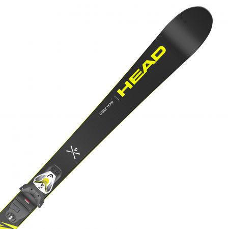 Junior downhill skis - Head WC I.RACE TEAM SLR PRO+SLR 7.5 GW AC - 2