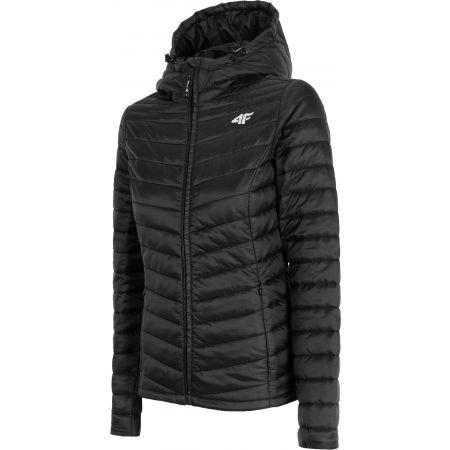 Women's quilted jacket - 4F WOMEN´S JACKET - 1