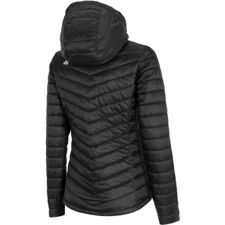 Women's quilted jacket - 4F WOMEN´S JACKET - 2