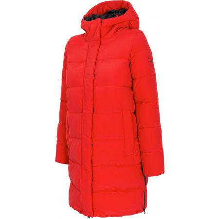 4F WOMEN´S JACKET - Dámsky páperový kabát