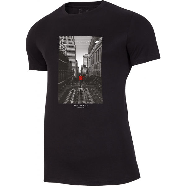4F MEN´S T-SHIRT  XL - Pánske tričko
