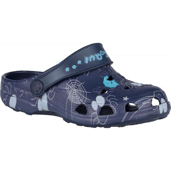 Coqui LITTLE FROG tmavě modrá 29/30 - Dětské sandály