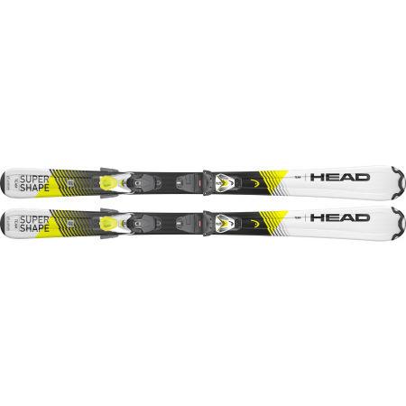 Schiuri coborâre copii - Head SUPERSHAPE TEAM SLR PRO+SLR 7.5 GW AC - 3