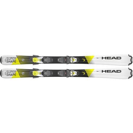 Children's downhill skis - Head SUPERSHAPE TEAM SLR PRO+SLR 7.5 GW AC - 3