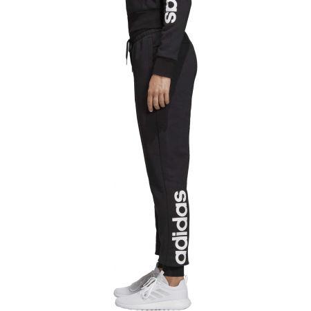 Dámske tepláky - adidas E LIN PANT FL - 5