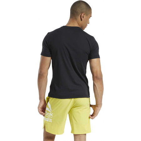 Men's T-Shirt - Reebok RC GUARD YOUR LIFE TEE - 5
