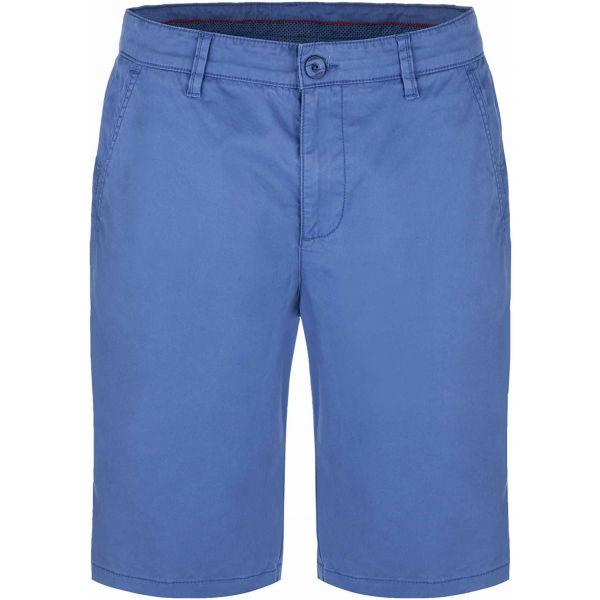 Loap VEHEN modrá XL - Pánske šortky