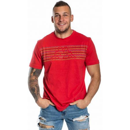 Pánske tričko - Kappa LOGO BOPER - 2