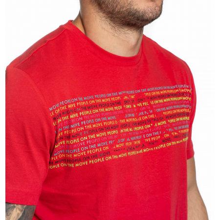 Pánske tričko - Kappa LOGO BOPER - 4