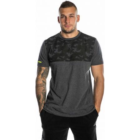 Pánske tričko - Kappa LOGO GIARA - 2