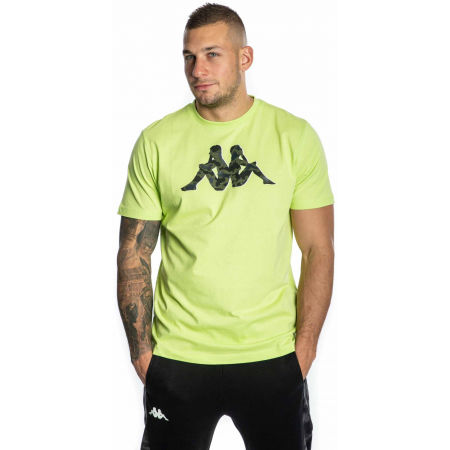 Pánske tričko - Kappa LOGO GIERMO - 2