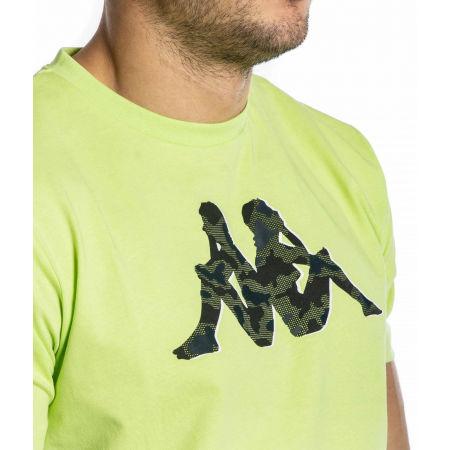 Pánske tričko - Kappa LOGO GIERMO - 4
