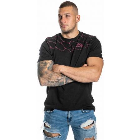 Pánske tričko - Kappa LOGO AREBO - 2