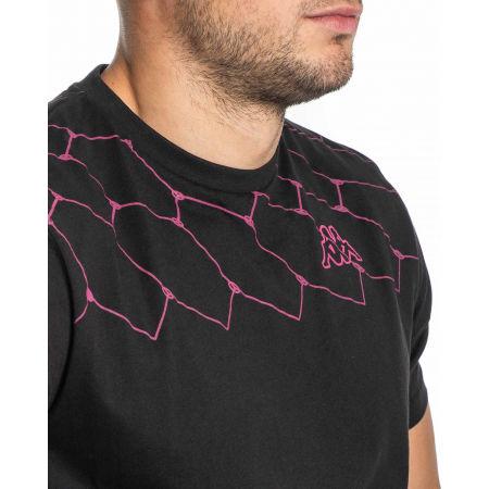 Мъжка тениска - Kappa LOGO AREBO - 4