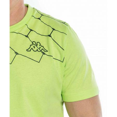 Pánské tričko - Kappa LOGO AREBO - 4