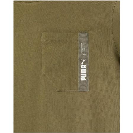 Men's T-shirt - Puma NU-TILITY POCKET TEE - 3