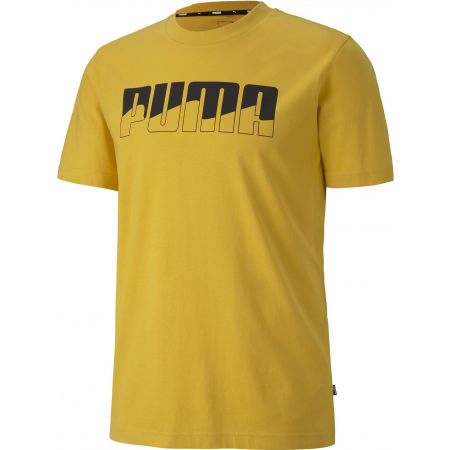 Pánske tričko - Puma REBEL BOLD TEE - 1